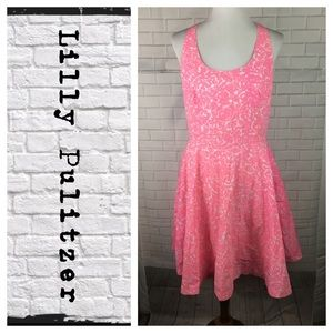 Lilly Pulitzer skater dress